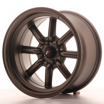 JR Wheels JR19 16x9 ET-25 4x100/114 Matt Bronze JR19 16