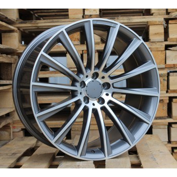M18X8.5 5X112 ET35 66.56 BY1048 MG+Powder Coating (Rear+Front) RWR  MER (+3eur) (K7)