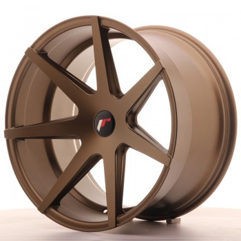 JR Wheels JR20 20x11 ET20-30 5H BLANK Matt Bronze JR20 20