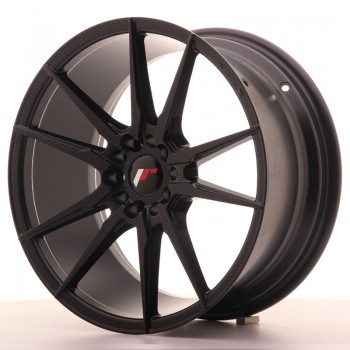 JR Wheels JR21 18x8,5 ET35 5x100/120 Matt Black JR21 18
