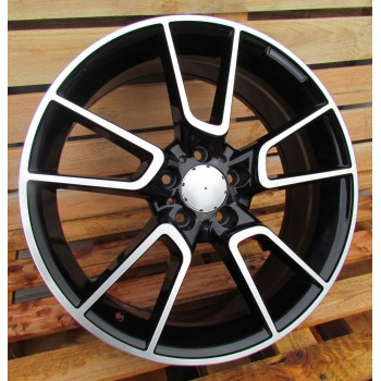 M19X7.5 5X112 ET44 66.6 BK5462 MB+Powder Coating RWR (Rear+Front)  MER (+3eur) (K2)