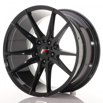 JR Wheels JR21 19x9,5 ET40 5x112/114 Gloss Black JR21 19