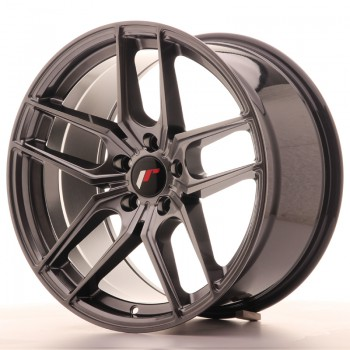 JR Wheels JR25 18x9,5 ET35 5x120 Hyper Black JR25 18