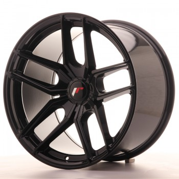 JR Wheels JR25 19x11 ET20-40 5H BLANK Gloss Black JR25 19