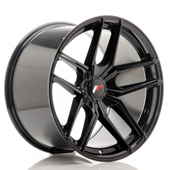 JR Wheels JR25 19x11 ET40 5H BLANK Gloss Black JR25 19