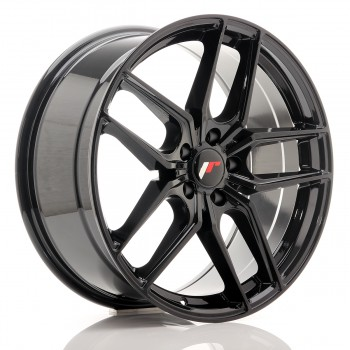 JR Wheels JR25 19x8,5 ET40 5x112 Gloss Black JR25 19