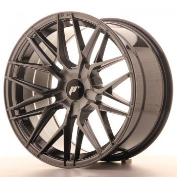 JR Wheels JR28 18x9,5 ET20-40 5H BLANK Hyper Black JR28 18