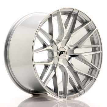 JR Wheels JR28 19x10,5 ET20-40 5H BLANK Silver Machined Face JR28 19