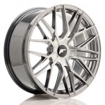 JR Wheels JR28 19x8,5 ET20-40 5H BLANK Hyper Black JR28 19