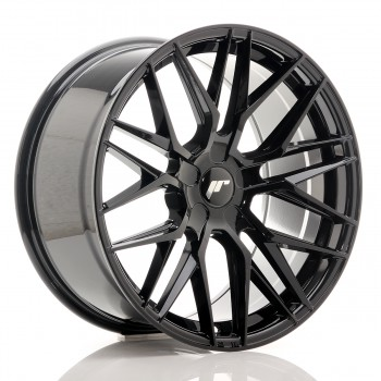 JR Wheels JR28 19x9,5 ET20-40 5H BLANK Gloss Black JR28 19