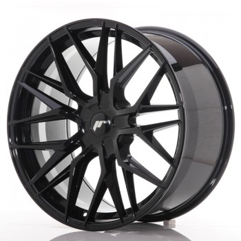 JR Wheels JR28 21x10,5 ET15-55 5H BLANK Gloss Black JR28 21