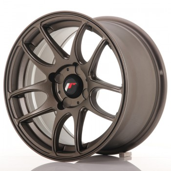 JR Wheels JR29 15x7 ET20-42 4H BLANK Matt Bronze JR29 15