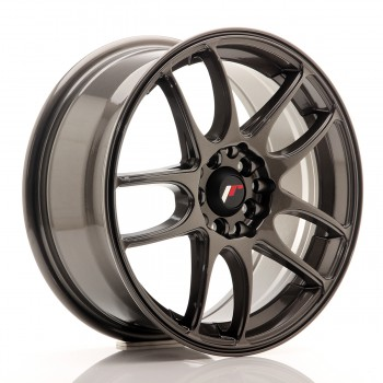 JR Wheels JR29 16x7 ET40 5x100/114 Hyper Gray JR29 16