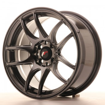 JR Wheels JR29 16x8 ET28 4x100/108 Hyper Black JR29 16