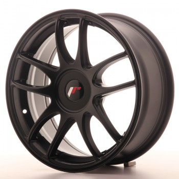 JR Wheels JR29 17x7 ET20-48 BLANK Matt Black JR29 17
