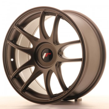JR Wheels JR29 17x8 ET20-38 BLANK Matt Bronze JR29 17