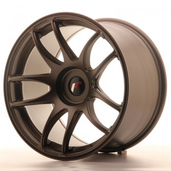 JR Wheels JR29 18x10,5 ET25-28 BLANK Matt Bronze JR29 18