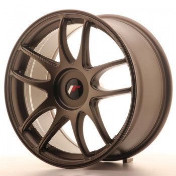 JR Wheels JR29 18x8,5 ET20-48 BLANK Matt Bronze JR29 18