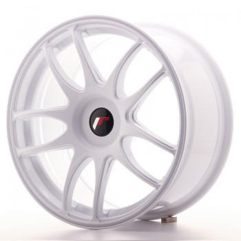 JR Wheels JR29 18x8,5 ET20-48 BLANK White JR29 18