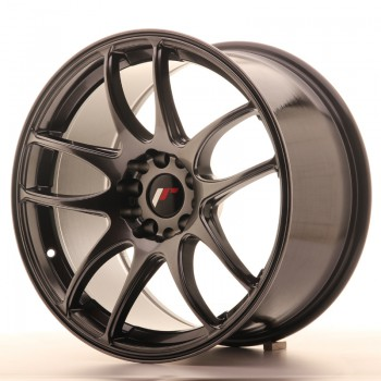 JR Wheels JR29 18x9,5 ET22 5x114/120 Hyper Black JR29 18