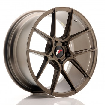 JR Wheels JR30 18x8,5 ET40 5x112 Matt Bronze JR30 18