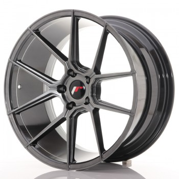 JR Wheels JR30 20x10 ET30 5x120 Hyper Black JR30 20