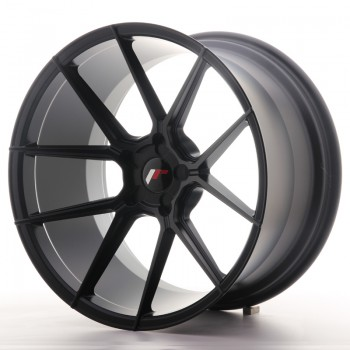 JR Wheels JR30 20x11 ET20-30 5H BLANK Matt Black JR30 20