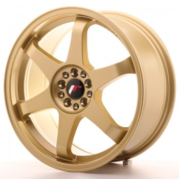 JR Wheels JR3 18x8 ET30 5x114/120 Gold JR3 18