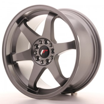 JR Wheels JR3 18x9 ET15 5x114/120 Gun Metal JR3 18