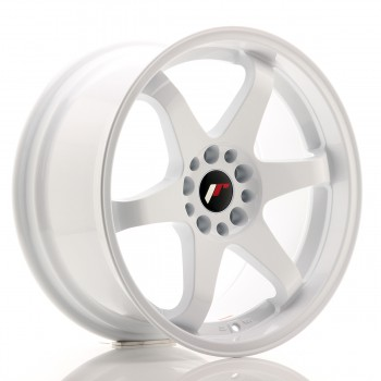 JR Wheels JR3 18x9 ET15 5x114/120 White JR3 18