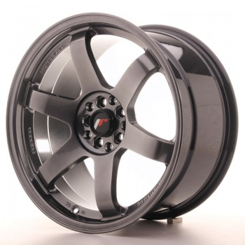 JR Wheels JR3 18x9,5 ET38 5x100/114.3  Hyper Black JR3 18