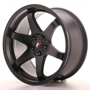JR Wheels JR3 19x9,5 ET35 5x100/120 Matt Black JR3 19