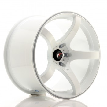 JR Wheels JR32 18x10,5 ET22 5x114.3 White JR32 18