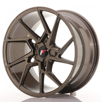 JR Wheels JR33 19x9,5 ET20-45 5H BLANK Bronze JR33 19