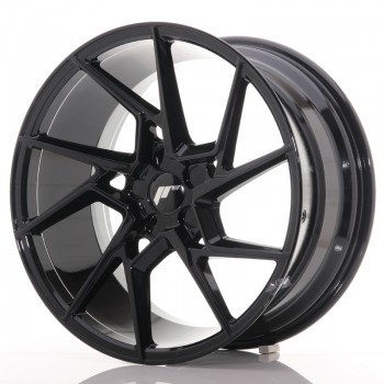 JR Wheels JR33 19x9,5 ET20-45 5H BLANK Gloss Black JR33 19