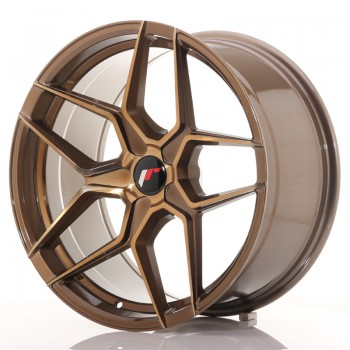 JR Wheels JR34 19x9,5 ET35-40 5H BLANK Platinum Bronze JR34 19
