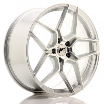 JR Wheels JR34 20x9 ET35 5x120 Silver Machined Face JR34 20