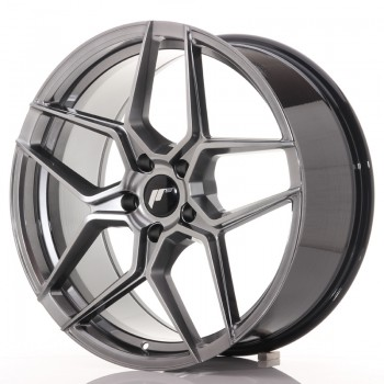 JR Wheels JR34 20x9 ET40 5x112 Hyper Black JR34 20