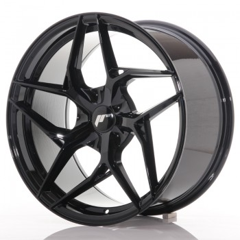 JR Wheels JR35 19x9,5 ET20-45 5H BLANK Gloss Black JR35 19