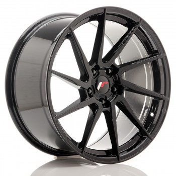 JR Wheels JR36 20x10 ET35 5x120 Gloss Black JR36 20