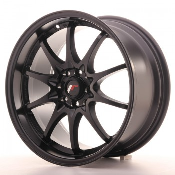 JR Wheels JR5 17x8,5 ET35 4x100/114.3 Matt Black JR5 17