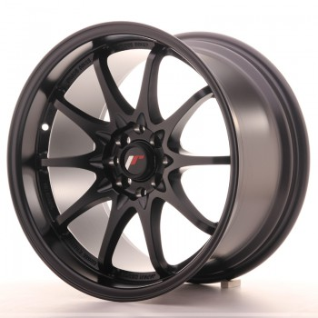 JR Wheels JR5 17x9,5 ET25 5x100/114.3 Matt Black JR5 17
