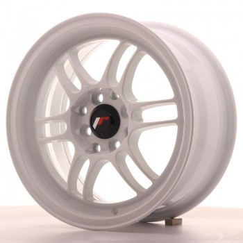 JR Wheels JR7 15x7 ET38 4x100/114 White JR7 15
