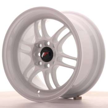 JR Wheels JR7 15x8 ET35 4x100/114 White JR7 15
