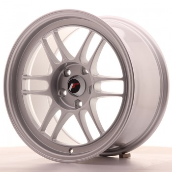 JR Wheels JR7 17x9 ET35 5x114.3 Silver JR7 17