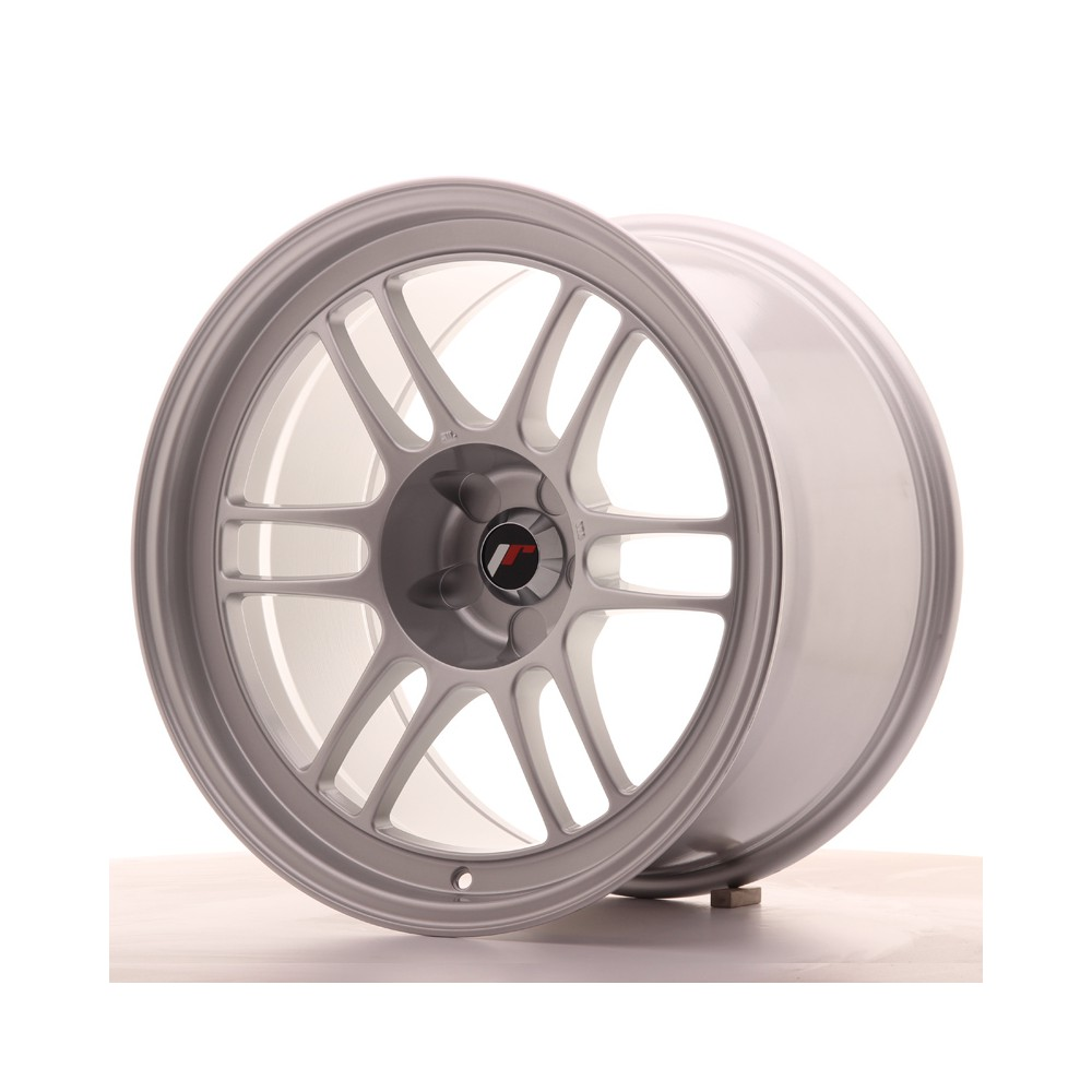 JR Wheels JR7 18x10,5 ET15 5H BLANK Silver JR7 18