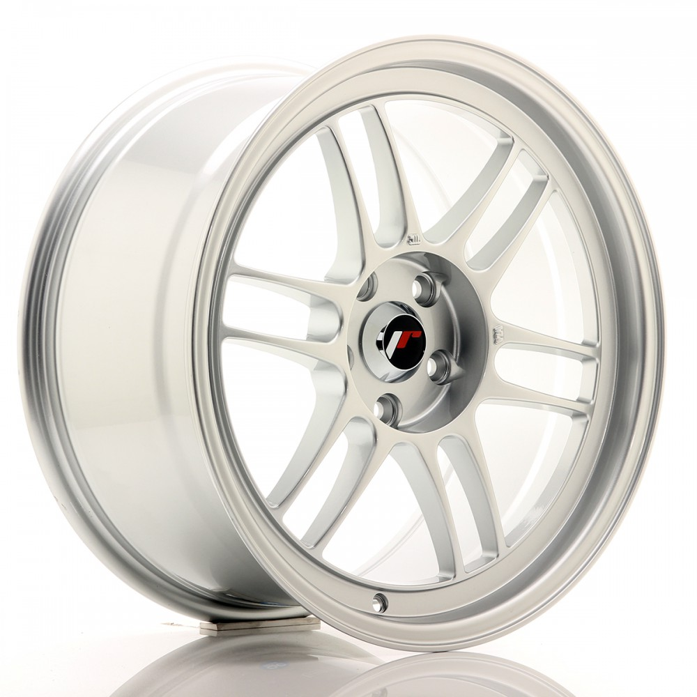 JR Wheels JR7 18x9 ET35 5x114.3 Silver JR7 18