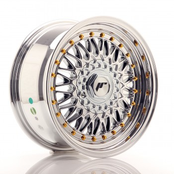 JR Wheels JR9 16x7,5 ET25 BLANK Chrome JR9 16