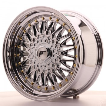 JR Wheels JR9 17x8,5 ET35 5x112/120 Chrome JR9 17