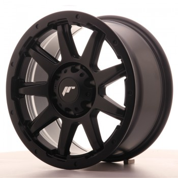 JR Wheels JRX1 17x8 ET20 6x139,7 Matt Black JRX1 17